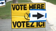 General election safety questioned in N.B.