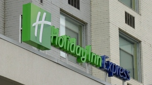 Holiday Inn property taxes waived