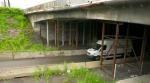 Cote-de-Liesse overpass at Highway 520