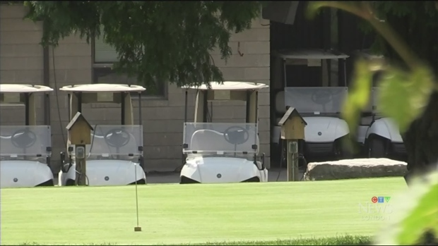Golfers puzzled why municipal managers are being paid to clean carts