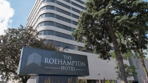 The Roehampton Hotel is seen in this undated photograph on the company's website.
