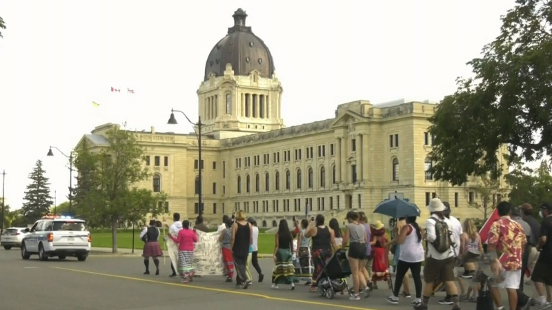 Better mental health supports urged for Sask.