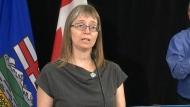 Active COVID-19 cases drop in Alberta