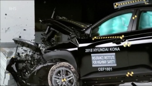 Crash tests are only one indicator for safety.