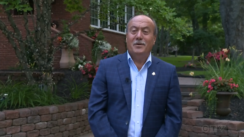 Wadih Fares, Halifax's Honourary Consul to Lebanon reacts to the fatal explosion in Beirut.