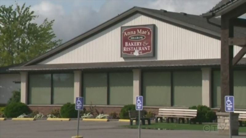 Anna Mae's closes after employee tests positive