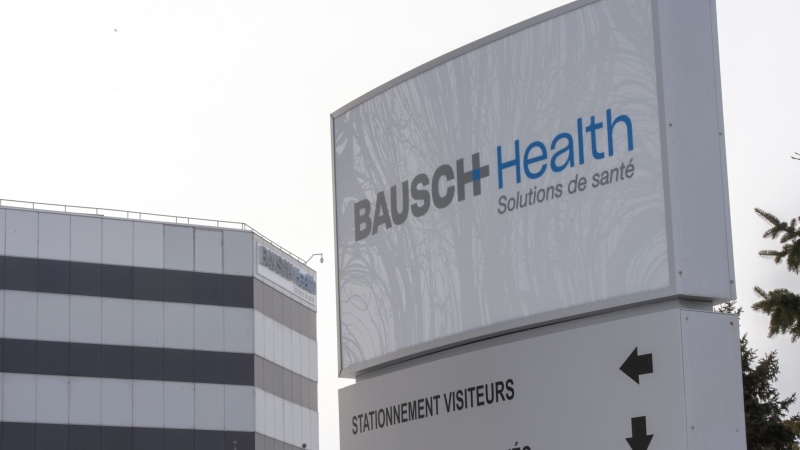 Bausch Health Companies Inc. raised its guidance as it reported a first-quarter loss of US$52 million. Bausch Health Companies Inc. is darkening its earnings forecast for the year after losing cash in the first quarter due to the COVID-19 pandemic. THE CANADIAN PRESS/Ryan Remiorz