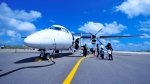 A private plane is seen in this file photo. (Asad Photo Maldives/Pexels)