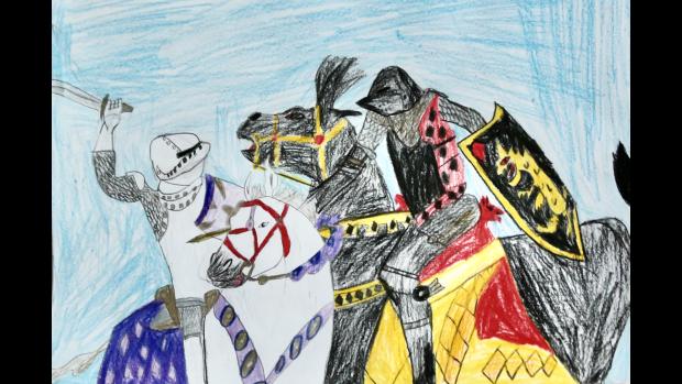 Jean-Pascal Corriveau, 9 years old, Ecole Montessori Outaouais