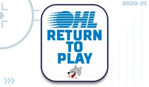 Hockey could return to Greater Sudbury in December, as the Ontario Hockey League and the Sudbury Wolves announced an initial return to play schedule Wednesday.(Supplied)