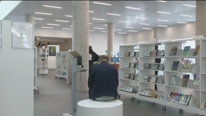 Halifax libraries remove fines