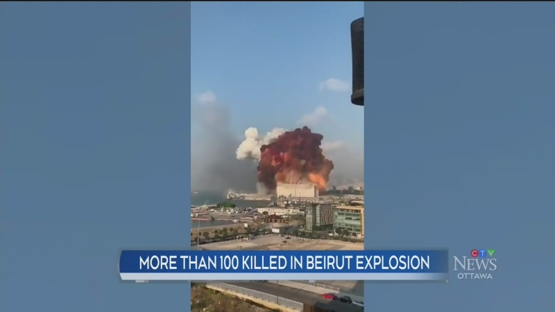 Lebanese community devastated by Beirut blast