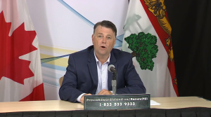 """""""We know how important it is for families and students that in-class learning resume this fall to support the social, academic and mental well-being of Island students,"""" said P.E.I. premier Dennis King."""