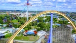 Canada's Wonderland is seen in this undated photograph posted on the amusement park's website. (canadaswonderland.com)