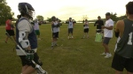 Standing Buffalo creates field lacrosse team