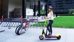 Calgary's newest e-scooter company has been hit hard by vandals and thieves. Kevin Fleming reports.