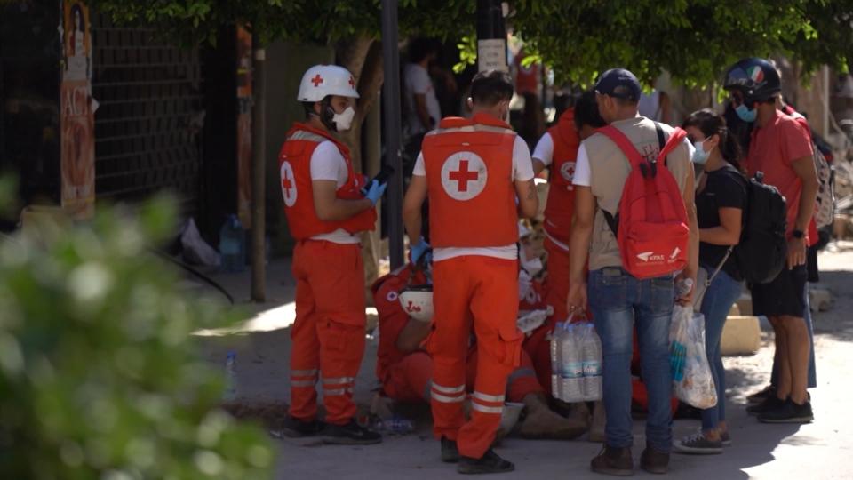 Lebanon Red Cross
