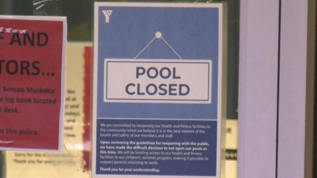 YMCA Simcoe/Muskoka closing three centres