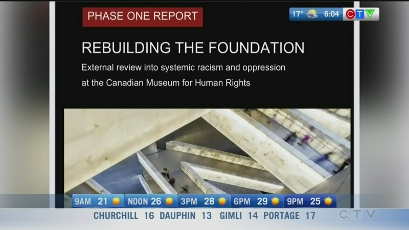 Museum racism report, COVID update: Morning Live