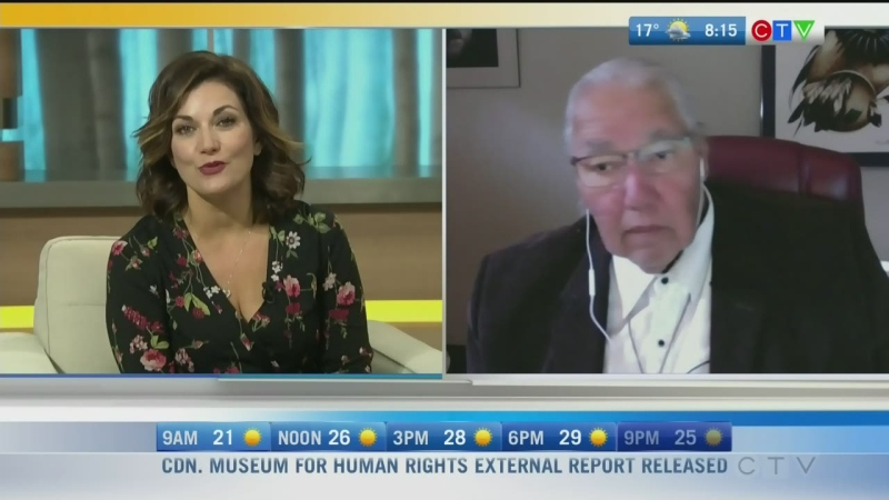 Sen. Murray Sinclair's new role as a mentor