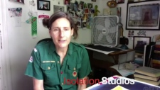 In Isolation With...filmmaker Andrea Dorfman