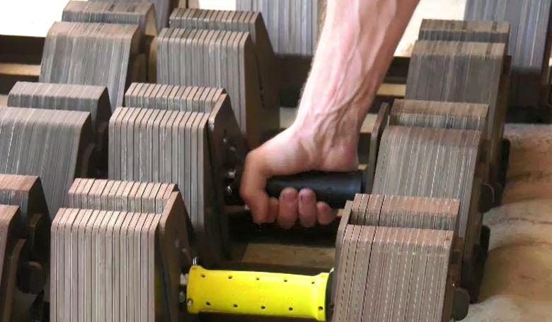 Saskatoon weights