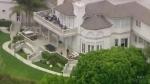 Aerials of raid on YouTuber Jake Paul's mansion