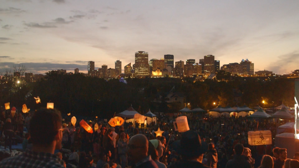 Edmonton Folk Music Festival documentary