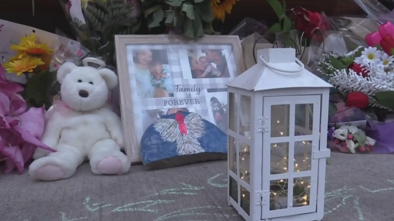 Vigil held for mom killed in Ingersoll crash