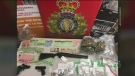 16 people arrested after weapons, drugs seized