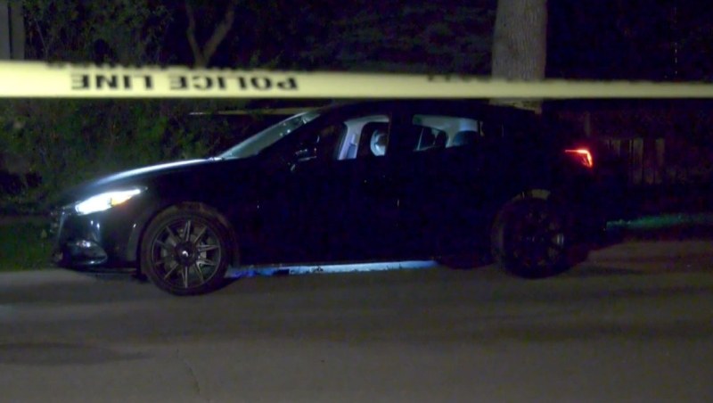 Victim stabbed in apparent case of road rage