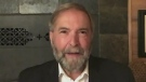 Mulcair on Trudeau, WE controversy