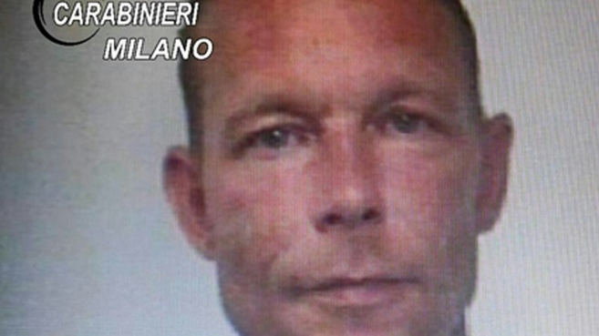 Madeleine McCann murder suspect Christian B. was arrested in Italy before being handed over to German authorities. (AFP)