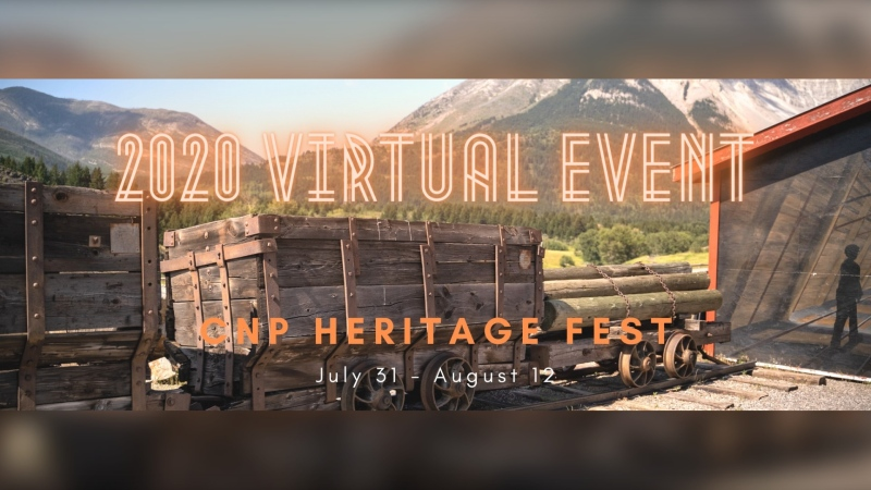 The Crowsnest Pass Heritage Festival is holding a virtual and in-person event to remember a historic event in southern Alberta's history. (Supplied)