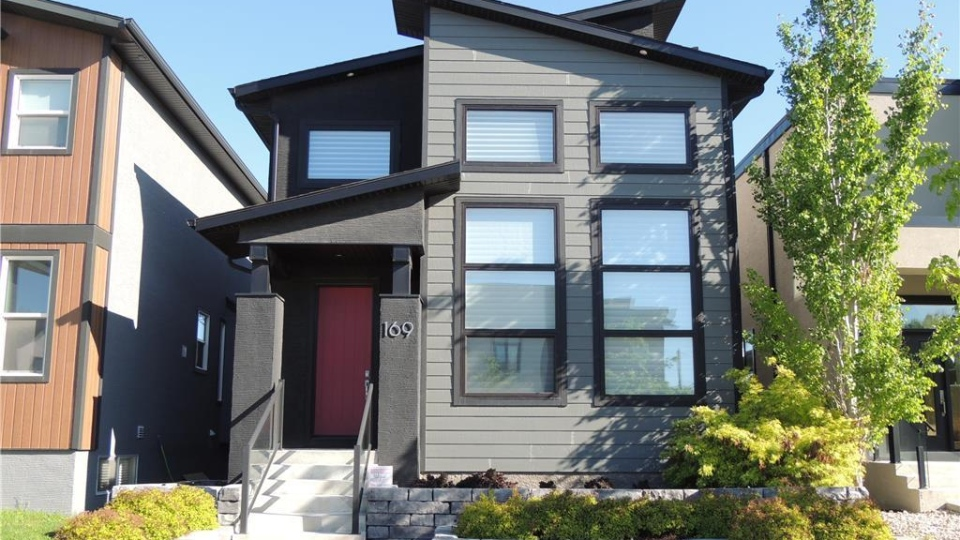A home in Winnipeg, Man. Courtesy: Lorin McLachlan, Re/Max Executives Realty