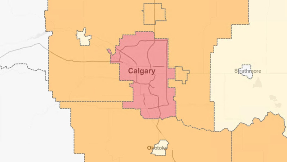 COVID-19, Calgary, City of Calgary, AHS, resolved,