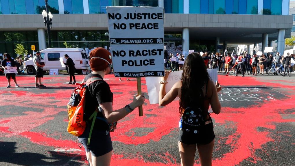 black lives matter utah protest