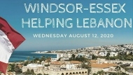 Windsor reacts to Beirut blast