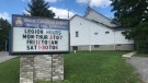 The Royal Canadian Legion in Syndenham. (Kimberley Johnson/CTV News Ottawa)