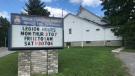The Royal Canadian Legion in Syndenham. (Kimberley Johnson/CTV News Ottawa)