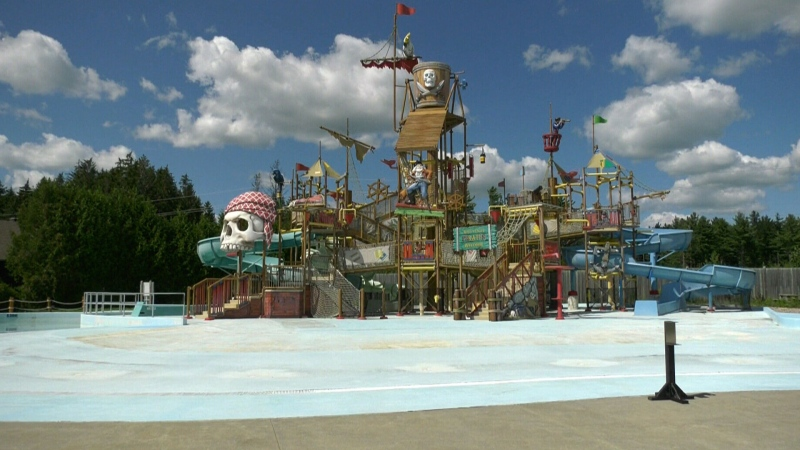 Calypso Waterpark 'disappointed' it can't reopen
