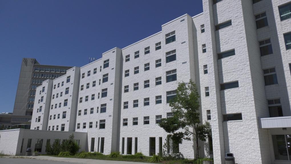 Laurentian University residence
