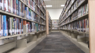 The Beacock branch of the London Public Library will be opening its doors again next week as some library services in London return. (Brian Snider / CTV London)