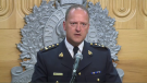 Saskatchewan RCMP commanding officer leaves post