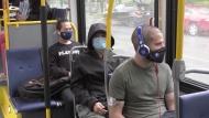 Masks to become mandatory on transit