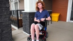Lucas Durfey was asked to leave Wal-Mart Tuesday night because his service dog had no documentation.