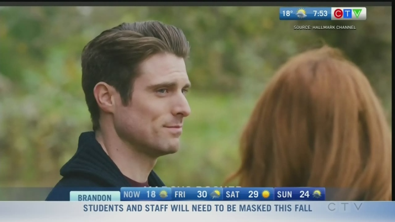 Hallmark movie writer hails from Winnipeg
