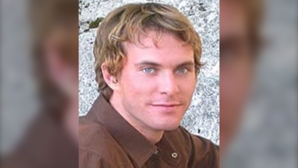 Jonathan Reader was found lying on the road at the intersection of Radcliffe Drive and Dunbrack Street in Halifax around 4:10 a.m. on Aug. 7, 2005. He died in hospital a short time later. (Halifax Regional Police)