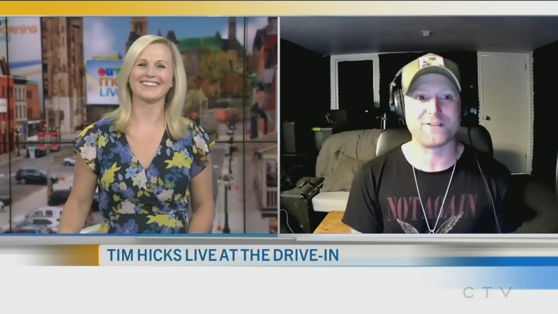 CTV Morning Live Hicks Aug 07