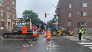 Construction projects in Montreal mean there will be many road closures, alterations and detours.